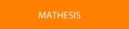 revista mathesis Revista scielo analytics google scholar h5m5 (2017)  mimesis and  mathesis: about their connections in aristotle's poetics mariana castillo merlo.